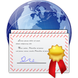 Places-certificate-server-icon