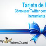 Como usar Twitter como potente herramienta educativa Tarjeta Regalo